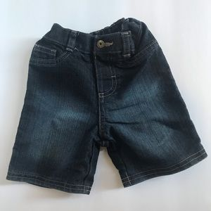 Other - Baby 18 months blue jean shorts